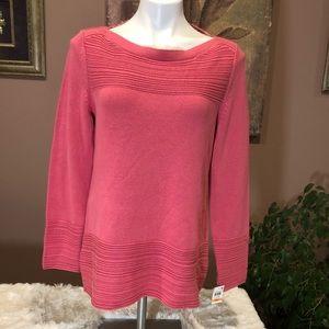 Karen Scott Sweater Size S